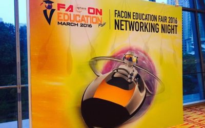 FACON Education Fair KLCC