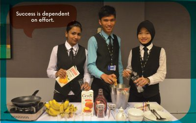 Diploma in Food and Beverage