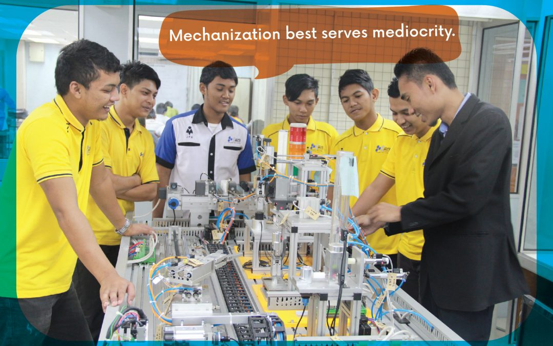 Diploma in Industrial Automation (Mechatronic)