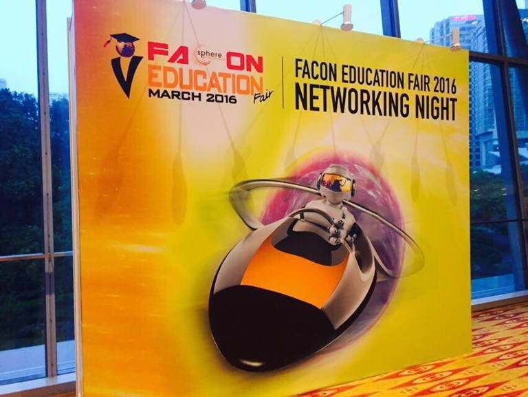 FACON Education Fair KLCC